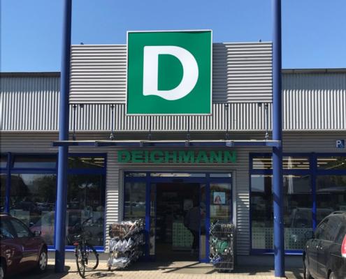 Retail store Neustadt