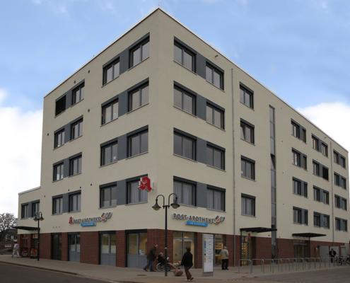 Health centre in Neustadt