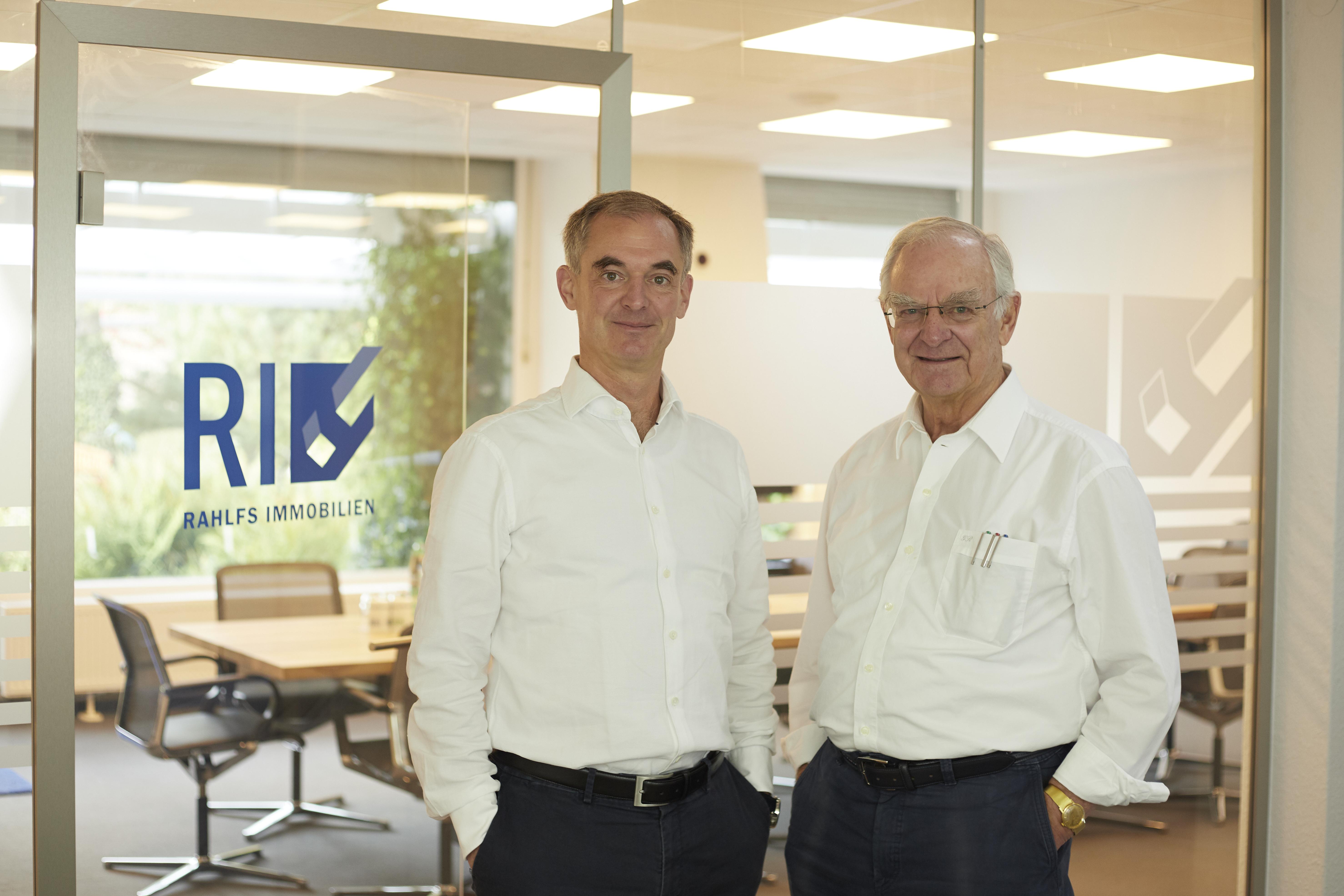 Dirk Wilhelm und Günter Rahlfs